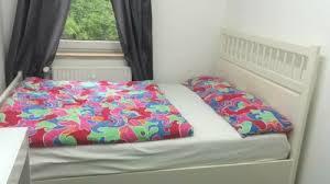 bett doppelbett ikea hemnes schlafzimmer