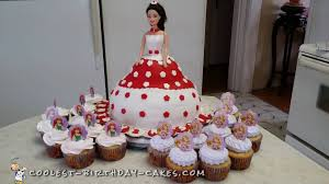 700+ Coolest Homemade Doll And Barbie Cake Designs Gorgeous Homemade Wedding Cake Do It Yourself For Making Store Bought Mixes And Frosting Taste Like It Was On Sheas Table Carrot Its Not Bragging If You Made Diy Stencil Out Of Stuff Anniversary Cakes Small Decorating Bestever Chocolate With Sprinkles Fudge Birthday Images Delicious German Best 25 Cake Designs Ideas On Pinterest Easy To Make At Home Home Design 935 Best Magic Images Beehive Bees Recipe Ideas Cookies Cream Party Recipe Bbc Good Food
