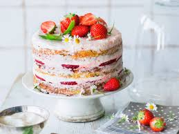 erdbeer cake