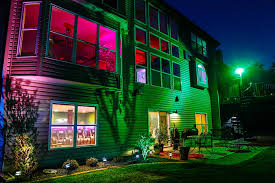 popularity of outdoor led flood lights lighting designs ideas