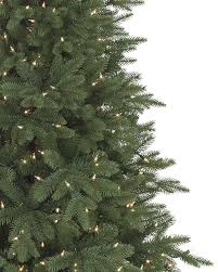 9 Ft Slim Christmas Tree Prelit by Addison Spruce Artificial Christmas Tree Treetopia