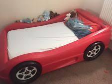 little tikes car bed ebay