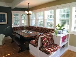 Booth Table Set Corner Kitchen Nook Dining Seating Bench Breakfast Diner