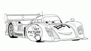 Cars 2 Coloring Pages Shu Todoroki Of Page For Kids Disney Pictures