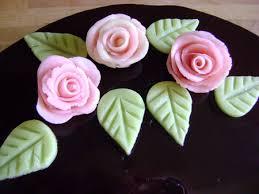 recette fleurs en pâte d amande cuisinez fleurs en pâte d amande