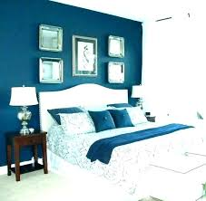 Navy Blue Accent Wall Bedroom Gorgeous Dark Kitchen Dining Room Walls Wal