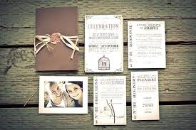 Lovely Homemade Wedding Invitation Kits Or Rustic Invitations Sweet Idea Make Your Own Luxury