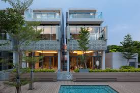 100 Crescent House Seven Singapore Residential Architecture