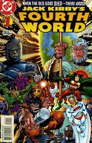 Jack Kirbys Fourth World 1