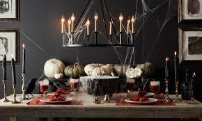 10 Haunting Halloween Table Decorations Overstock Com Rh Dining Room