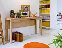 5 Papillon extendable console table