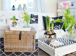 wohnzimmer deko und endlich tulpen bellas herzenssachen