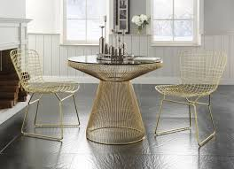 Rasia Dining Table 72105 In Golden Color By Acme W Options