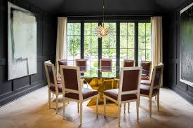 Seattle Dining Room With Louis XVI Style Chairs From Artistic Frame