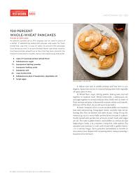 America s Test Kitchen s Recipes
