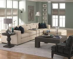 Transitional Living Room Sofa by Bernhardt Como Contemporary Sectional Sofa With Modern Living Room