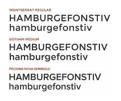 What Typekit font is most similar to Monsterrat Quora