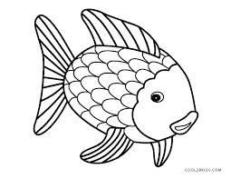 Rainbow Color Page Rainbows Coloring Pages Of To