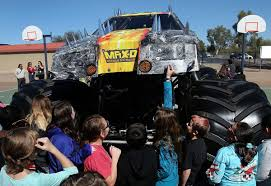 Monster Truck Visits Roadrunner Elementary | | Tucson.com Chevrolet Silverado Monster Truck 2019 Cost Of Upcoming Cars 20 Slingshot In Full Speed Action At Truckfest Editorial Flying Big Pete Gordon Flickr Dxf File Png Commercial Etsy Man Washing Massive Monster Truck Mistaken For Plane Crash Fox News Destruction Tour Outdoors Again Gta 5 Vapid Speedo San Andreas How To Transport A Tilt Expo Trade Show Logistics Custom Tints Spring Outdoor Playsets Playground