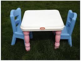 little tikes table and chairs pink dining table