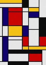 DE STIJL Zilker Elementary Art Class Kinder Students Explore Mondrian And Primary Colors