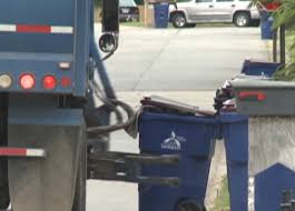 100 Truck Pro Fort Smith Ar Announces New Years Trash Day Change XMas Tree Pickup