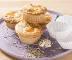 haferflocken muffins mit obst
