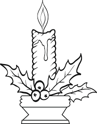 candle coloring page free printable candles coloring page for kids birthday candle coloring page