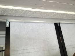 sliding room dividers sliding walls in basement sliding doors