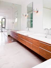 5 Bathroom Mirror Ideas For A Double Vanity   CONTEMPORIST 25 Modern Bathroom Mirror Designs Unusual Ideas Vintage Architecture Cherry Framed Bathroom Mirrors Suitable Add Cream 38 To Reflect Your Style Freshome Gallery Led Home How To Sincere Glass Winsome Images Frames Pakistani Designer 590mm Round Illuminated Led Demister Pad Scenic Tilting Bq Vanity Light Undefined Lighted Design Beblicanto Designs