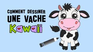 Dessin Vaches Colorier Les Enfants Marnfozinecom