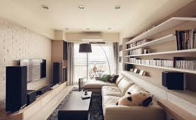 Narrow Living Room Layout With Fireplace by Tips For Arranging Furniture In Long Narrow Living Room Walls