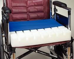 Geri Chair Recliner Cushion Geo Wave by Pressure Relief Cushions Pads Decubitus Ulcer Foam Mattress