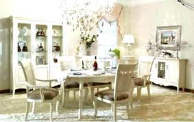 Country French Dining Room Sets Table Stylish Count