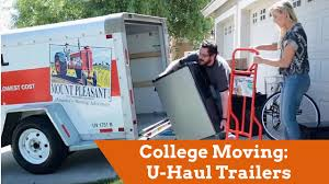 College Moving: U-Haul Trailers For Students - YouTube There Are Various Situations When A Truck Rental Can Be Very Rent A Moving Truck Or Hire Movers Cleanouts By G Bella Llc Rental Rates Compare Cost At Home Depot In Old Town Temecula Ca All About Storage 4 Important Things To Consider When Renting Movingcom Discount Car Rentals Canada Heres What Happened I Drove 900 Miles In Fullyloaded Uhaul Cargo Van With Insider How Get Better Deal On With Simple Trick Know Hiring Pack Load Container