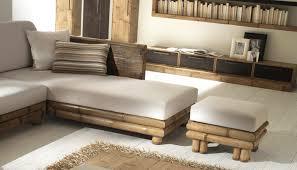 ethnic bambus sofa rechts