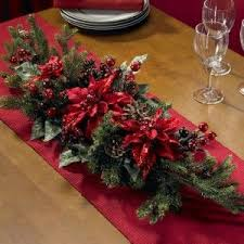 Christmas Dining Table Centerpieces
