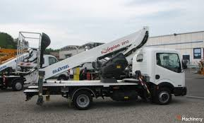 100 Scorpion Truck Classified Ads NISSAN Cabstar OilSteel Mounted