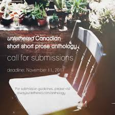 Anthology Submission Call Untethered