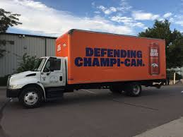 100 Bud Light Truck TSN Advertising Denver Broncos In Denver TSN