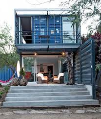 46 Shipping Container House In El Tiemblo