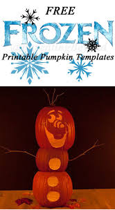 Walking Dead Pumpkin Template Free by These Are The Only Frozen Pumpkin Carving Templates I U0027ve Seen And