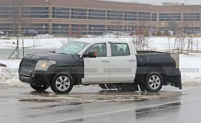 100 Toyota Drift Truck The 2021 Tundra Pickup Is Spied Testing