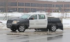 100 Toyota Mini Trucks The 2021 Tundra Pickup Is Spied Testing