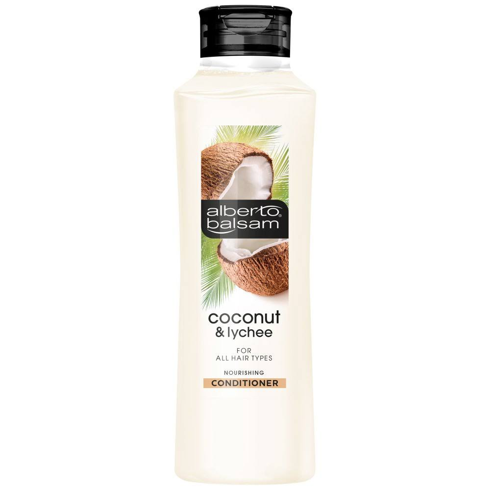 Alberto Balsam Coconut And Lychee Conditioner - 350ml