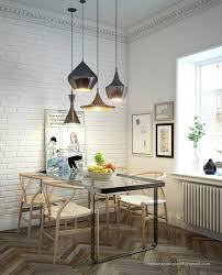 hanging light kitchen table home design