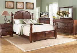 Rooms To Go Queen Bedroom Sets by Shop For A Carrolton Coffee 7 Pc Queen Bedroom At Rooms To Go
