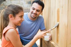 Restaining A Deck Do It Yourself by How To Clean And Refinish A Wood Deck