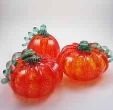 Blown Glass Pumpkins Boston by Products Page 2 Luke Adams Glass Blowing Studio