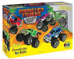 100 Custom Toy Trucks Creativity For Kids 1166000 Monster Shop CFK1166000 S Hobbies